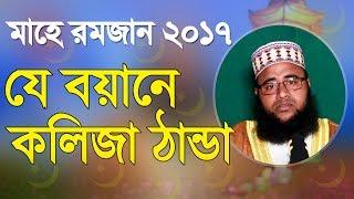 মাহে রমজান ২০১৭ - রমজান মাস কিভাবে কাজে লাগাবেন Holy Ramadan 2017 by Maulana Muhammad Nazmul Hasan