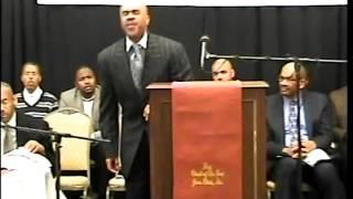Pastor Gino Jennings Truth of God Radio Broadcast 1010-1012 Essington PA Part 1 of 2 Raw Footage!