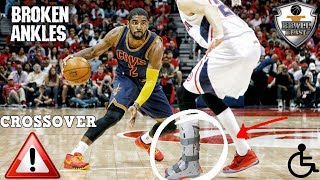 """NBA """"ANKLE BREAKERS"""" Moments"""
