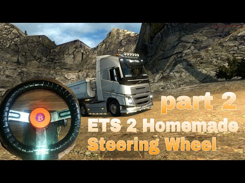Xxx Mp4 Homemade PC Steering Wheel Step By Step Part 2 ETS 2 3gp Sex