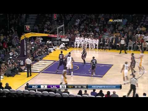 #17 vs Indiana Pacers - Pau Gasol Video Project 2011