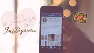 How to send direct messages on Instagram