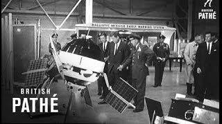 Kennedy Sees Rocket Fired (1962)