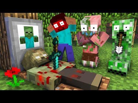 Xxx Mp4 Monster School RIP Zombie Minecraft Animation 3gp Sex
