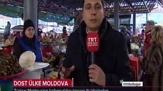 MOLDOVA İZLENİM TRT HABER