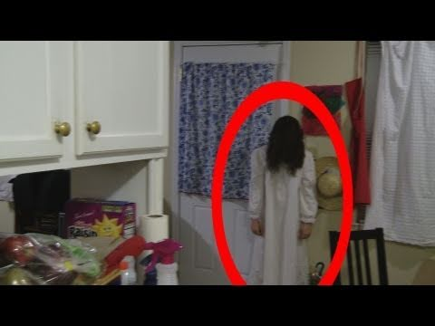 The Haunting Tape 8 ghost caught on video
