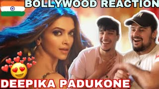 GERMAN Reaction to DEEPIKA PADUKONE - 'Lovely' Bollywood Song