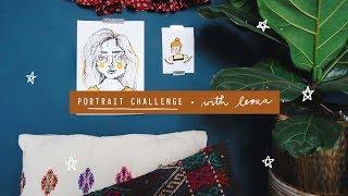 PORTRAIT CHALLENGE | WITH LEORA • StudioSilvana