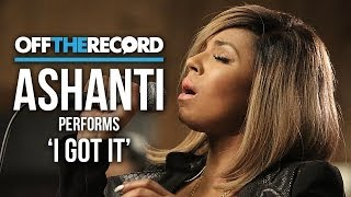 Ashanti Performs Her New Single 'I Got It' Off Her Album 'BraveHeart' - Off The Record