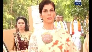 New villain enters in Rana ji and Gayatri's life