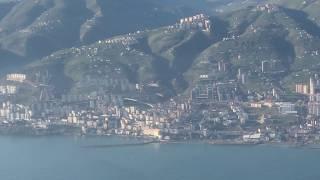THY Trabzon İniş 4K