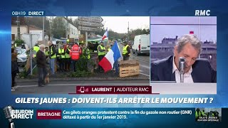 """Les larmes de Laurent sur RMC: """"Ils nous saignent! La France n"""