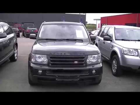 Almanya'da Ikinci El Araba Fiyatlari – Range Rover Sport # 026