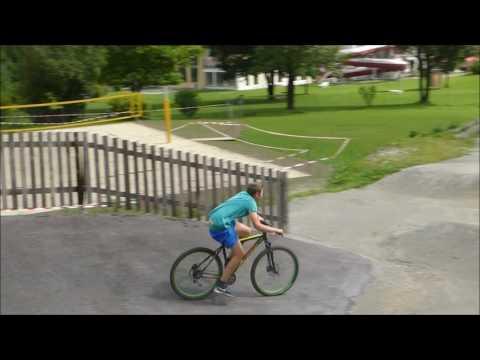 BMX Race Strecke