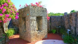The Mysterious Megalithic Barbecue Cooker at Coral Castle
