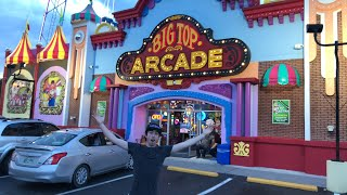 Playing ARCADE GAMES LIVE!!!