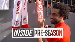 Inside Pre-Season: Liverpool 4-1 Man United | Shaqiri
