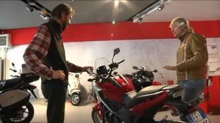 Honda NC 750 X DCT 2016 la Prova su Strada di BOBB GEAR