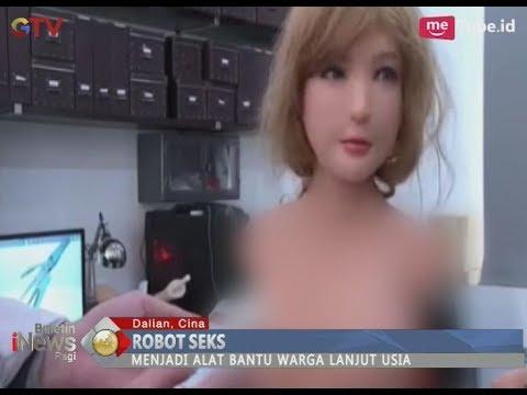 Xxx Mp4 Robot Seks Pintar Untuk Jomblo Dan Lansia Hadir Di China BIP 03 02 3gp Sex