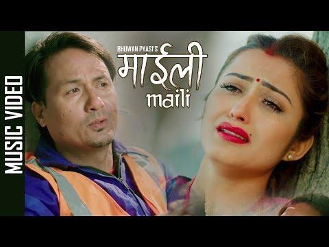 Xxx Mp4 Maili New Nepali Song 2019 Bhuwan Pyasi Anjali Adhikari Bhuwan Pyasi 3gp Sex