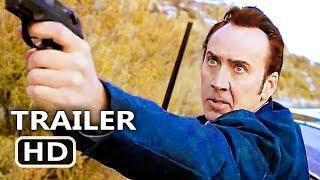 THE HUMANITY BUREAU Official Trailer (2018) Nicolas Cage, Action Movie HD