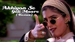 Akhiyon Se Goli Maare (Remix) DJ Shadow Dubai   Full Video HD