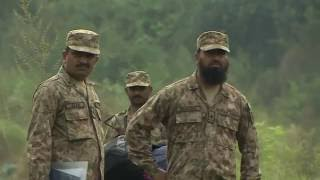 Kashmir conflict  Tension on the India Pakistan border   BBC News