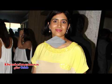 Actress Sheeba Khan's Birthday Bash at Mangiamo