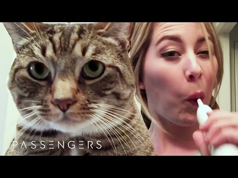 Cat Lady Gets Trapped With No Internet For 90 Hours Sponsored By Passengers Movie
