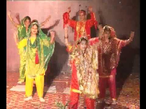 Bhangra in Annual Function of Vidya Bal Bhawan Sr Sec School