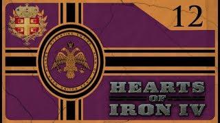 Hearts of Iron IV Byzantine Challenge - Fascist Greece #12 - Egypt