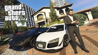 GTA 5 Real Life Mod #29 - The Return, EPIC Vacation, Driving Supercars & MORE! (GTA 5 Mods Gameplay)