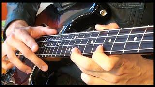 Metal Bass Solo