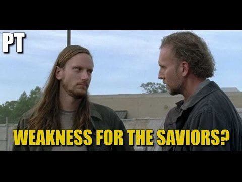The Walking Dead Discussion Did We See A Weakness In The Saviors