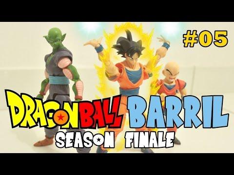 DRAGON BALL BARRIL #05 - O FIM DA BATALHA: A PODEROSA PIKA EM DAMA (+18)