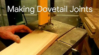 How to make Dovetail Joints