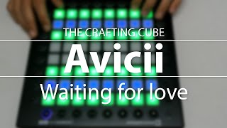 Avicii - Waiting for love // Launchpad Cover [Project File] ♫