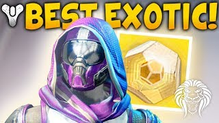 Destiny 2: BEST HUNTER EXOTIC IN THE GAME! How To Have Unlimited Supers & Abilities