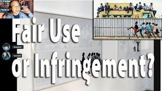 Fair Use or Copyright Infringement? Graeme Williams v. Hank Willis Thomas
