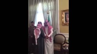 محافظ الرس يكرم عبدالعزيز الحربي وعبدالمنعم الحربي