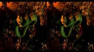 Snake Demo   Sony   4K 3D
