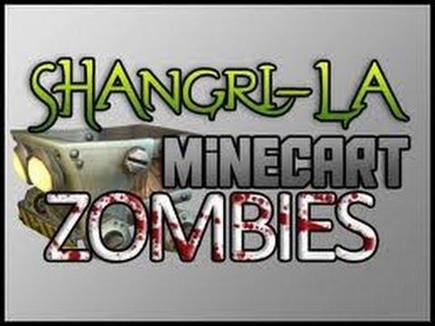 Shangri La on Minecraft Zombies Episode 1 Download