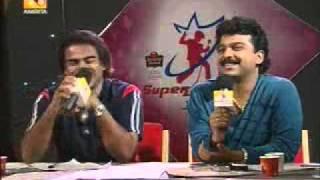 AMRITA TV SuperStarJuniour Audition funny song part 2