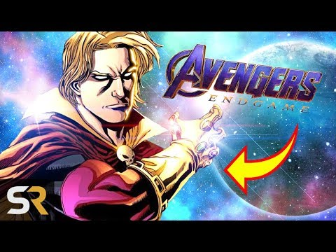 Marvel Theory Endgame s Ending Will Lead To Adam Warlock s Creation