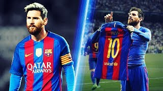 Lionel Messi - Overall 2016/2017 | The Movie HD