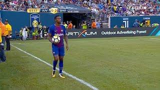 Nelson Semedo vs Juventus FC (Neutral) (Debut) 22.07.2017