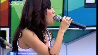 CITRA HAPPY LESTARI Live At 100% Ampuh (11-01-2013) Courtesy GLOBAL TV