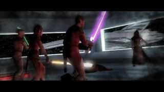 Star Wars - Knights Of The Old Republic ALL CUTSCENES [1080p] | [Full HD]