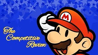 Competitive Review- Paper Mario The Thousand Year Door