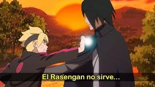 Sasuke Uchiha es el PEOR MAESTRO del Mundo Shinobi